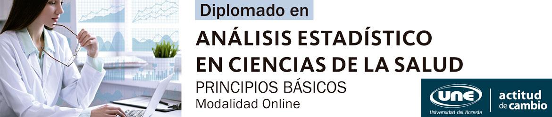 Diplomado analisis estadistico en ciencias de la salud